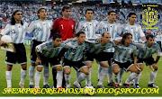 JR SELECCION ARGENTINA