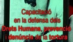 Capacita't en la defensa dels Drets Humans