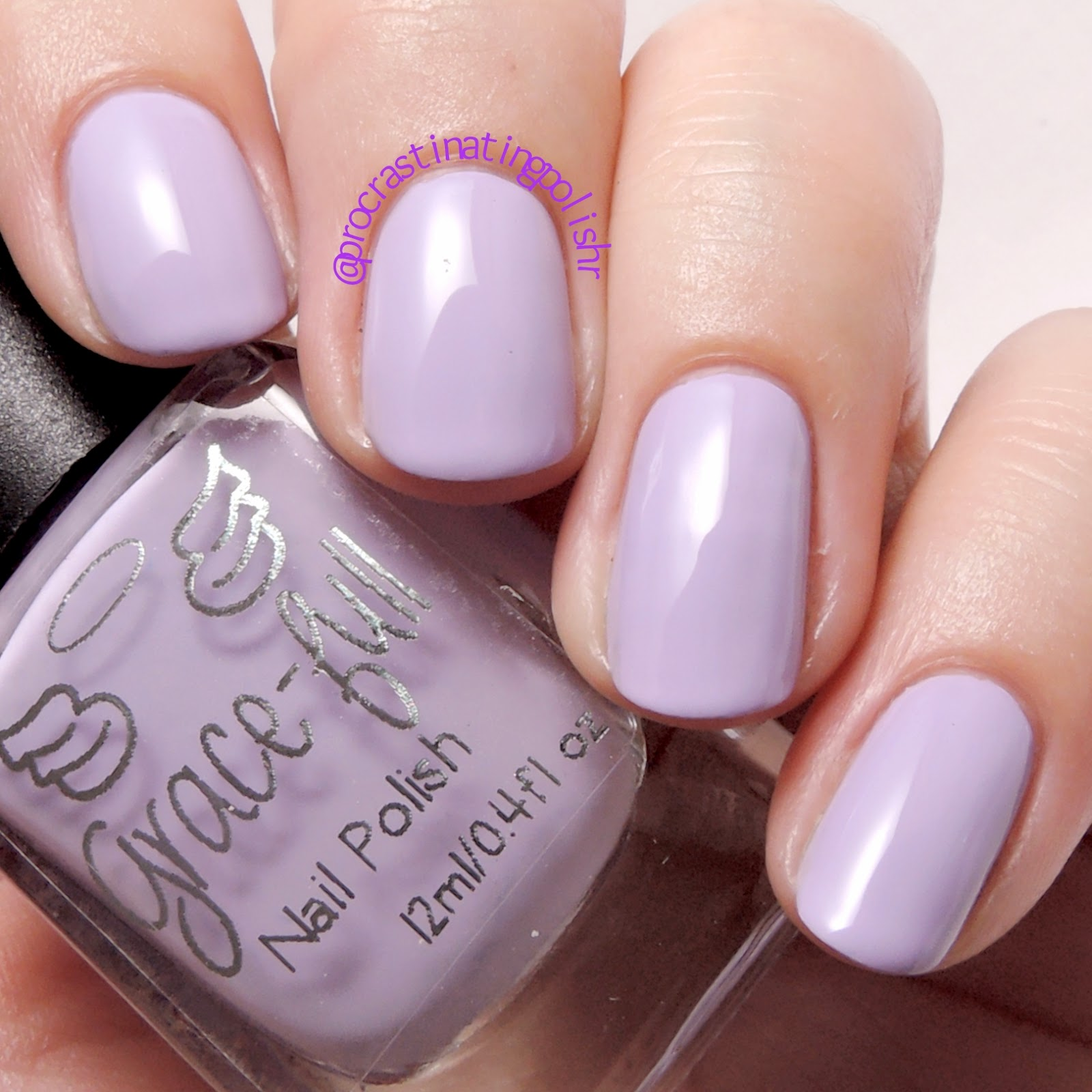 Grace-full Nail Polish - Maddison | Dreamy Beach