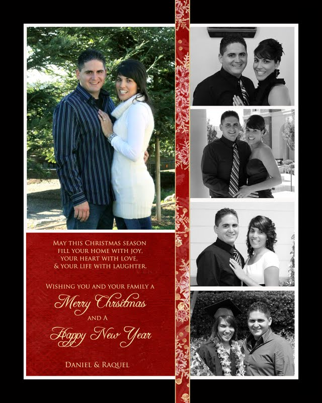 Christmas Card And Save The Date | Decorating Ideas