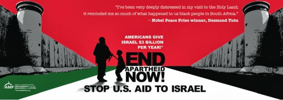 Stop US AID to Israel