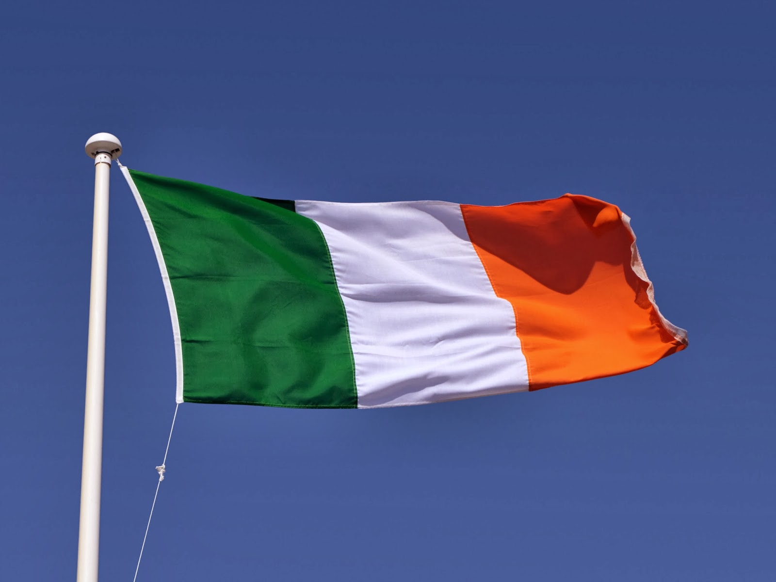 south east ireland travel blog facts about the irish flag