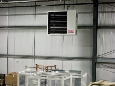 Warehouse Heating
