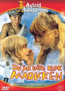 Мадикен,ты сошла с ума! / Du ar inte klok, Madicken. 1979.