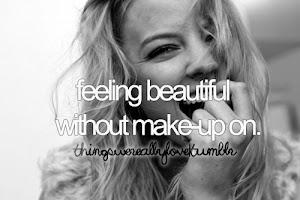 Hermosas sin maquillaje