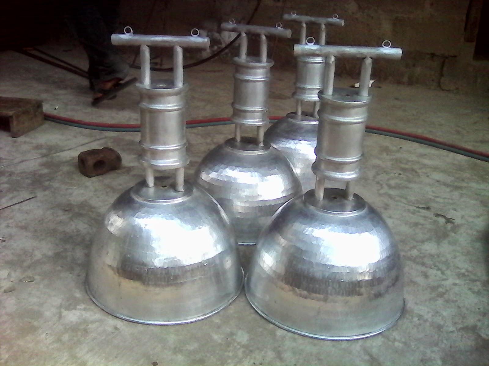 lampu gantung alumunium,lampu gantung tembaga