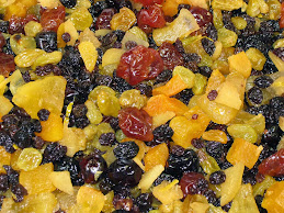 Fruit Cake Begins