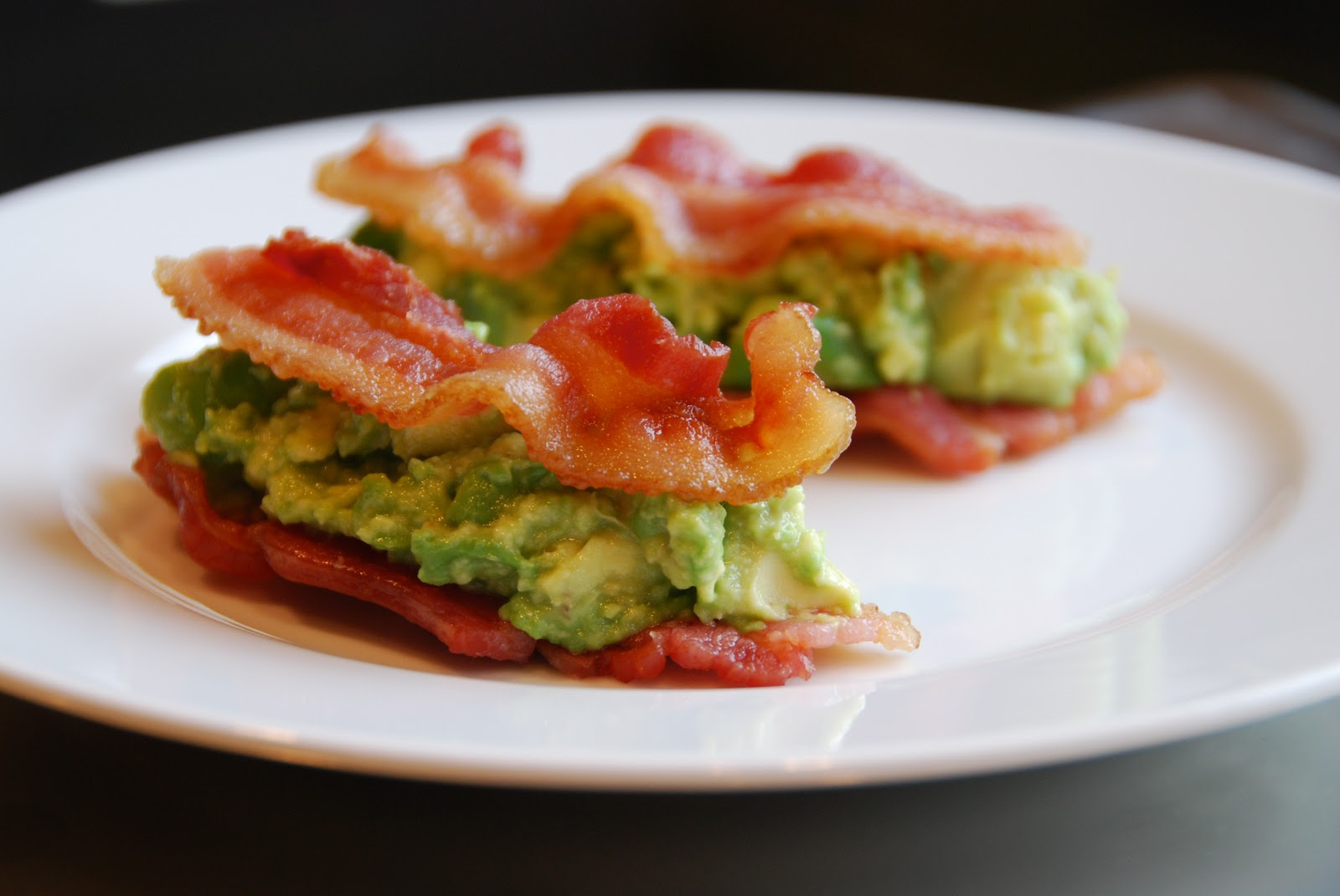 Bacon and Guacamole Sammies @ Nom Nom Paleo