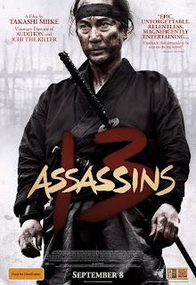 Download Movie 13 Assassins