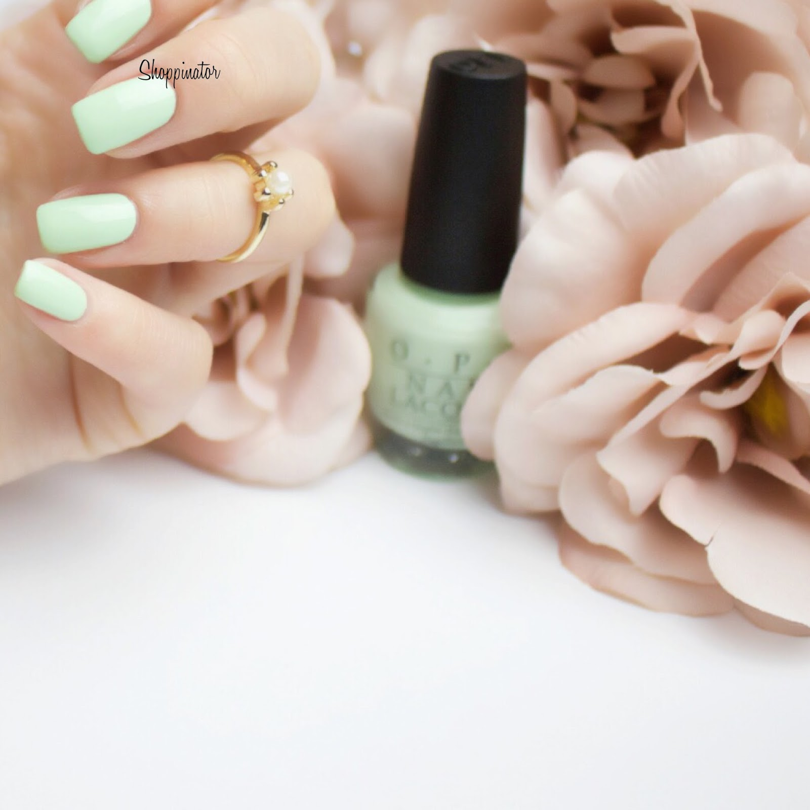 OPI-Hawaii-Shoppinator-Nagellack-Sommer-LE-OPIHawaii-Thats-Hula-rious-Hularious-Mint-Just-Lanai-ing-around-Pink-Aloha-from-Opi-Swatch-Swatches-Review