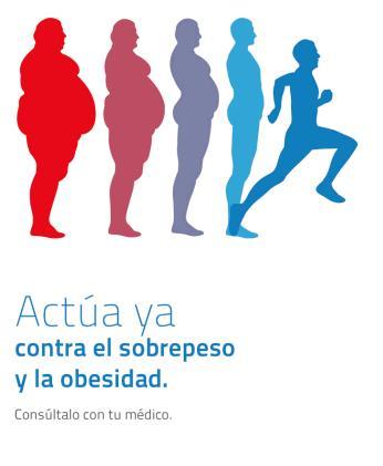 Combátamos la obesidad