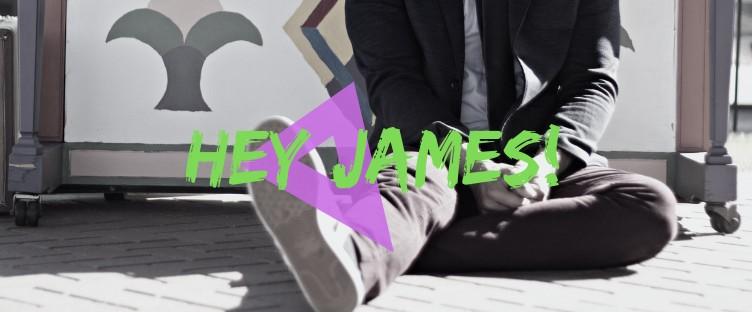 Hey James!