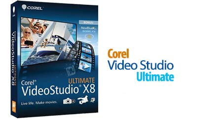 Corel VideoStudio Ultimate X8 v18.2.0.0 Download