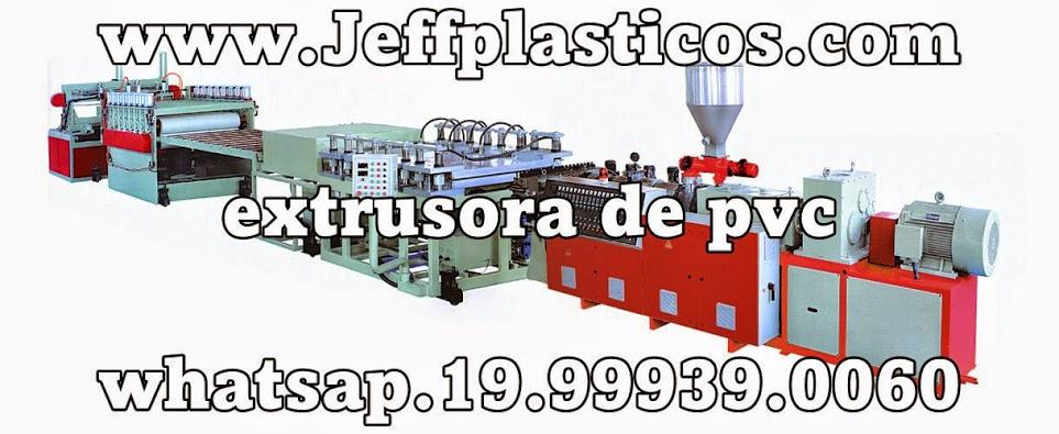 Jeffplasticos Extrusoras