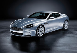2012 Aston Martin DBS Pictures