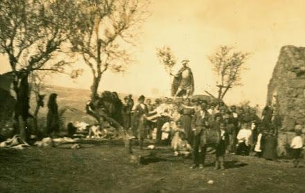 Carnaval en Villarino de los Aires
