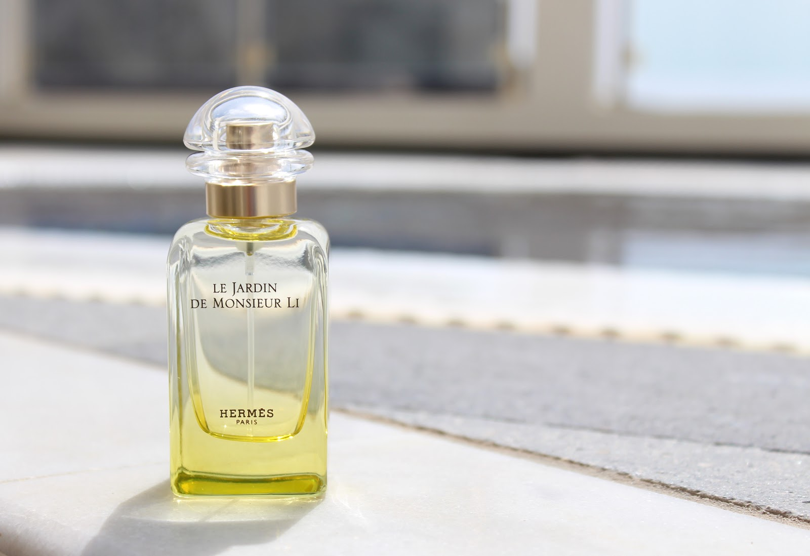 Hermes Le Jardin De Monsieur Li Fragrance