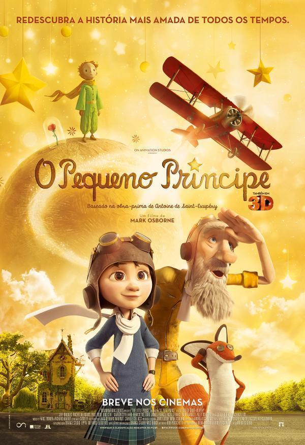 O Pequeno Príncipe – Dublado (2015)