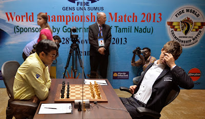 Game, Chess, Sports, India, Norway, Magnus Carlsen,  Viswanathan Anand, Magnus Carlsen, Chennai, Championship, World Champion Crown, Match,