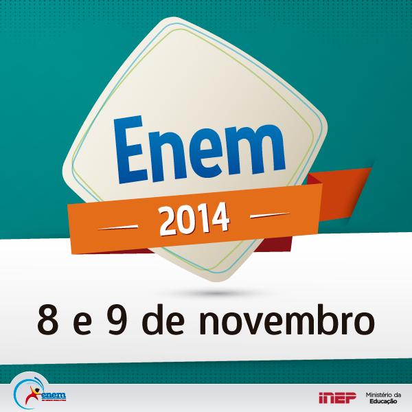 Candidatos ausentes no Enem 2013 receberão mensagem de alerta durante nova inscrição