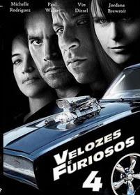 Filme Velozes e Furiosos 4 Dublado AVI DVDRip