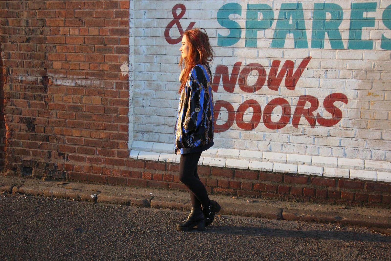 urban style, vintage, fashion, style, blogger