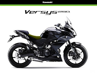 Kawasaki Launch All-New Versys 250 / 300