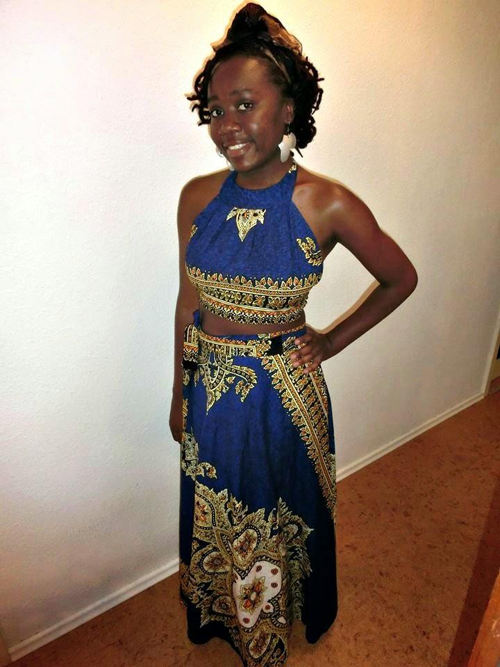 Igonda Negumbo, Vakwetu Style, The Look, African print