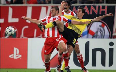 Borussia Dortmund 1 - 0 Olympiakos Piraeus(3)