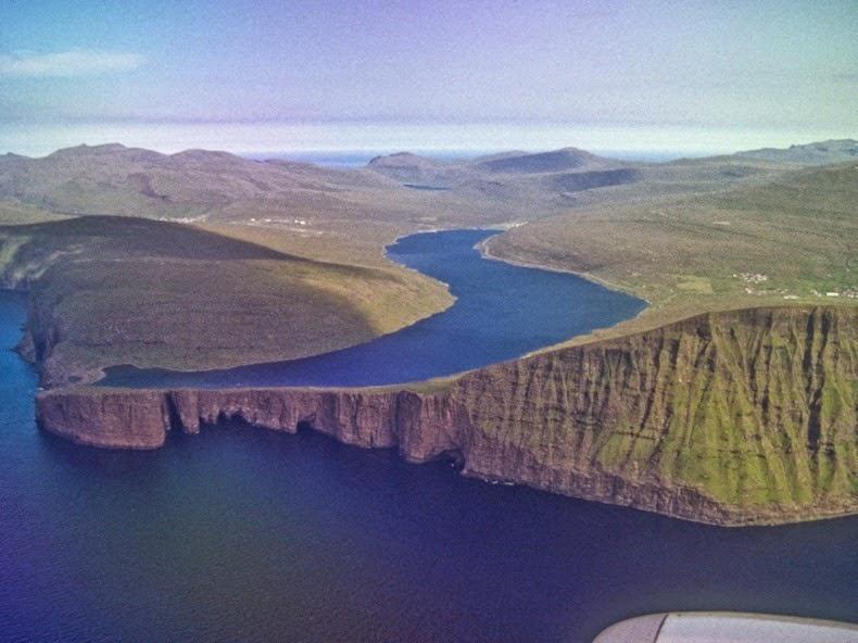 danau bertingkat di denmark