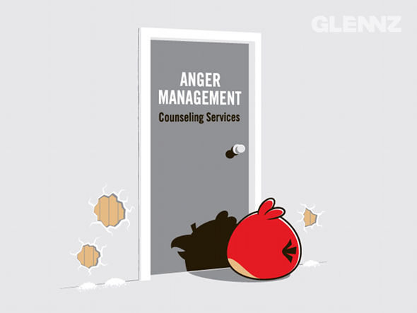 ANGRY BIRDS Anger Management 01