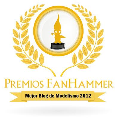 Mejor Blog de Modelismo 2012