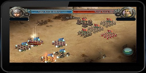 Download Chaos of Three Kingdoms Android