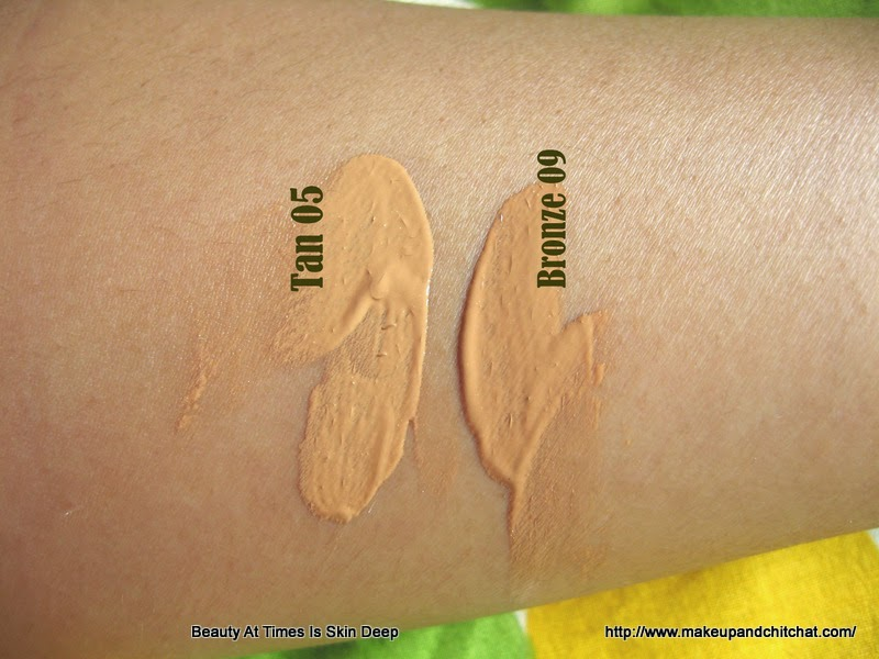 Isadora BB Cream for colored skin