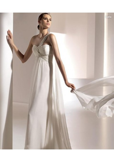 Wedding dresses gallery greek style wedding dresses for Greece style wedding dresses