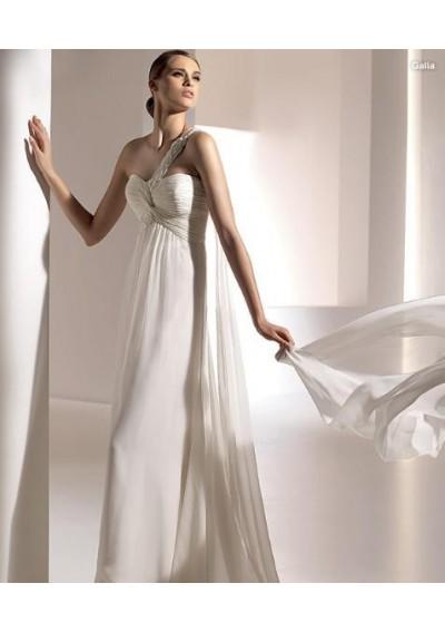 Wedding dresses gallery greek style wedding dresses for Greek inspired wedding dress