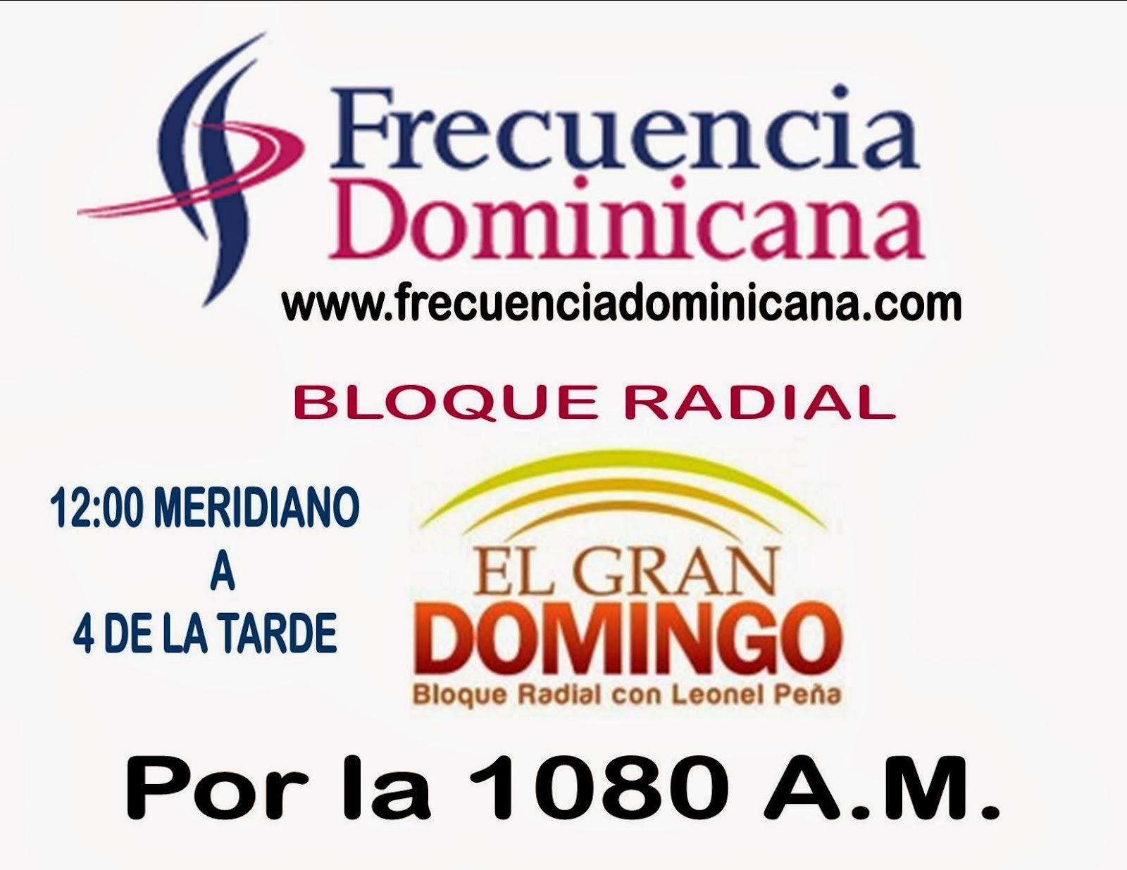 FRECUENCIA DOMINICANA