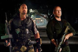 """Cena do filme """"G.I.Joe 2 - A Retaliação"""""""