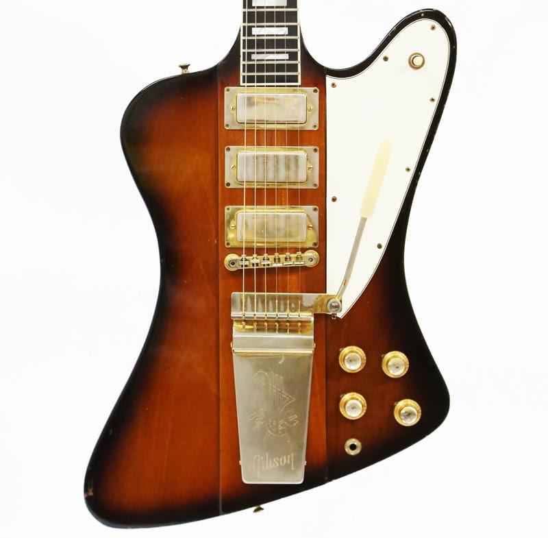 vintage guitarz 1964 gibson firebird vii reverse. Black Bedroom Furniture Sets. Home Design Ideas