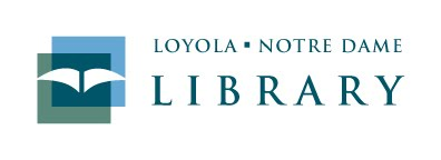 Loyola Notre Dame Library News