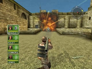 Download Game Conflict Desert Storm PC Full Version