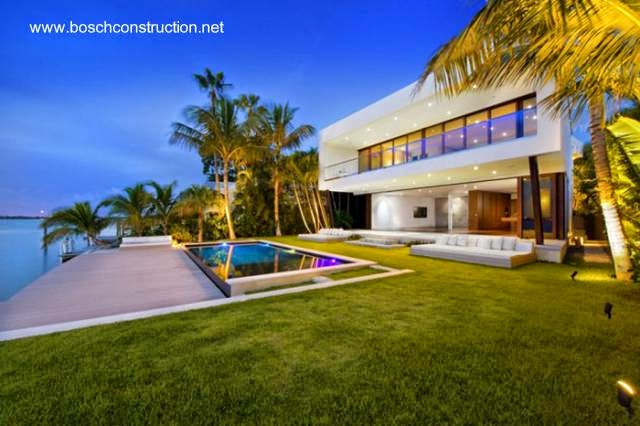 Casa residencial contemporánea de lujo en Palm Springs Florida