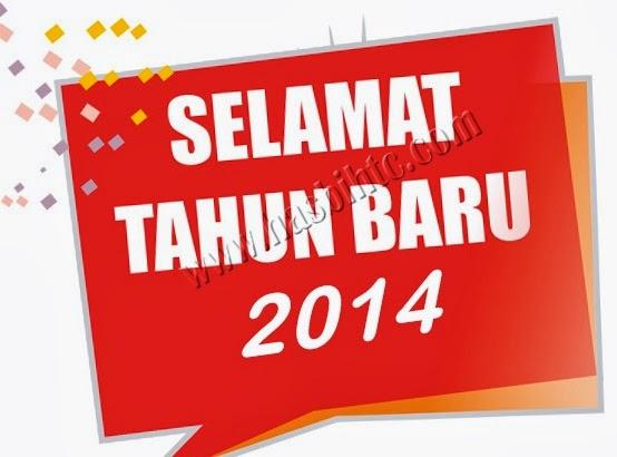 Kumpulan Ucapan Selamat Tahun Baru 2014