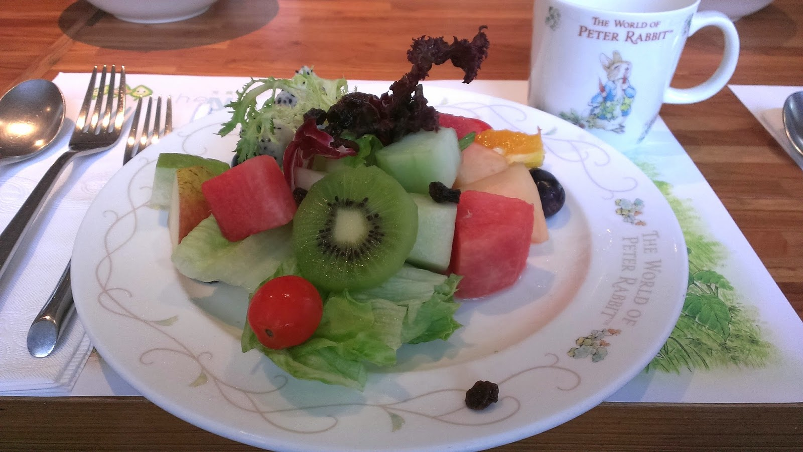 2014 09 08%2B12.38.45 - [食記] 芳庭彼得 - 義式創意無菜單料理,適合溫馨的小聚