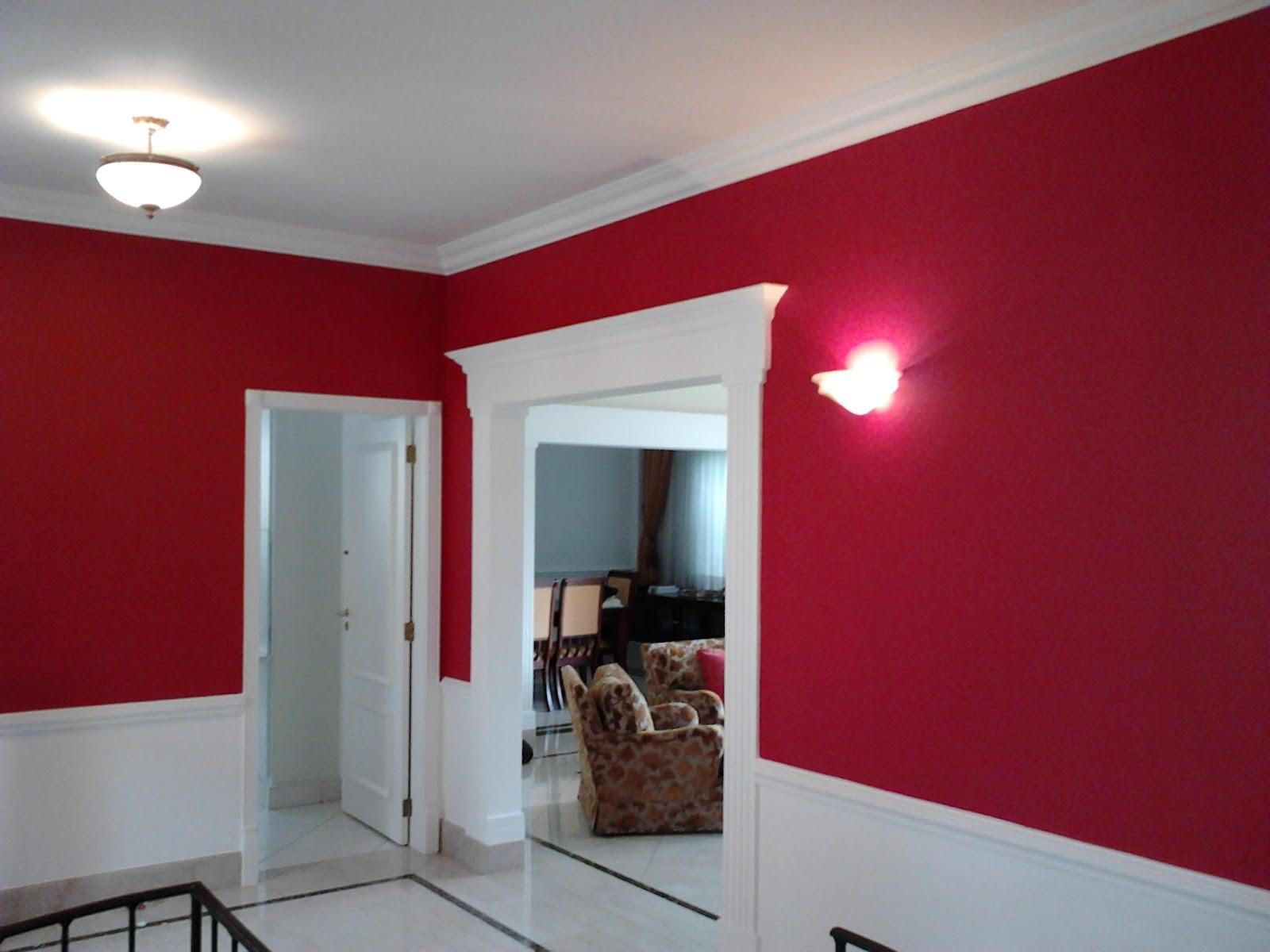 Andr pintor pintura casa na rua carlos rainaldi bairro - Pinturas modernas para casas ...