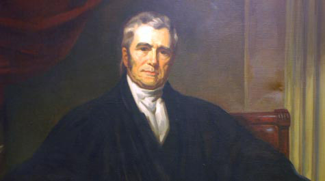 John Marshall: 4th Chief Justice of the United States Supreme Court