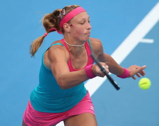 Yanina Wickmayer New Pics