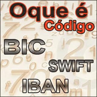 Codigo BIC, Swift e IBAN - Adsense