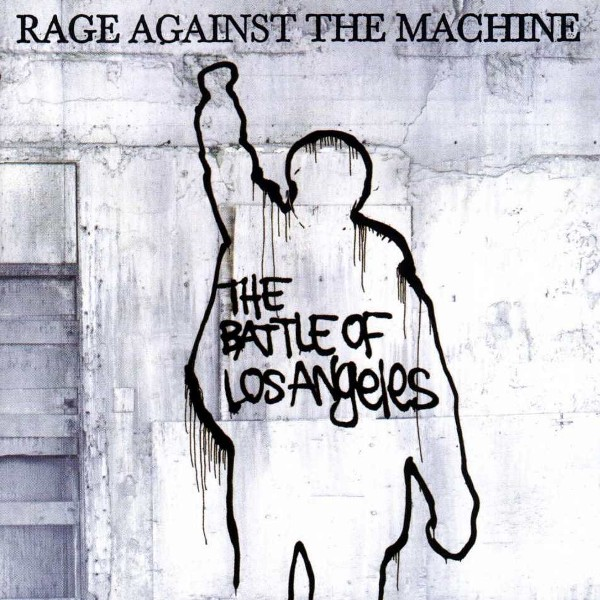 rage against the machine discography tpb