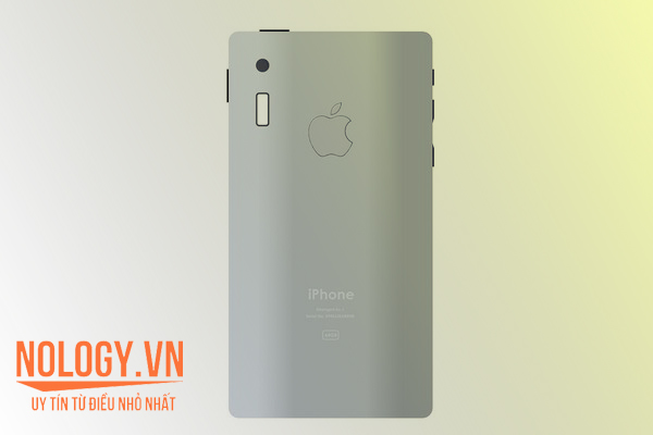 Mặt sau Iphone 7